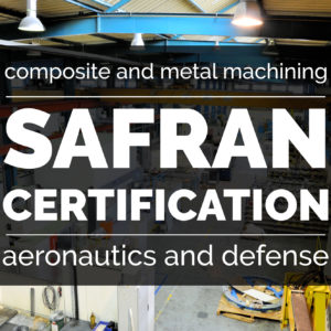 safran machining composite metal - ORATECH