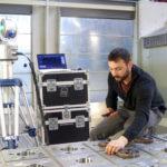 Mesure Tracker Laser - ORATECH