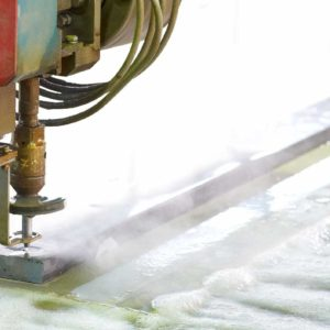 Découpe jet d'eau composite et métalliquie - ORATECH