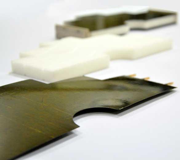 prototypage composite